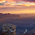Le Grand Sunrise by Darren  White