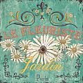 Le Marche Aux Fleurs 6 by Debbie DeWitt
