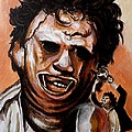 Leatherface Unleashed by Al  Molina