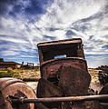 Left to Rust Print by Anthony Citro
