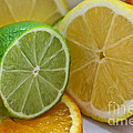 Lemon Lime and Orang...