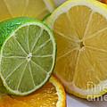 Lemon Lime and Orang...