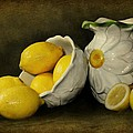 Lemons Today by Diana Angstadt