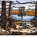 Lewisville Lake Hole Three by Jason Reid
