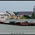 Life On The Ohio River 2 by David Lester