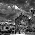 Light Above The Church by Marvin Spates