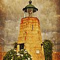 Lighthouse - La Coruna by Mary Machare