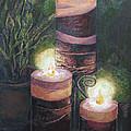 Lighting The Dark Corners by Prasida Yerra