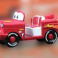 Lightning Mcqueen by Thomas Woolworth