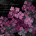 Lilacs by Sylvia Thornton