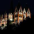 Limburg Cathedral At Night by Jenny Setchell