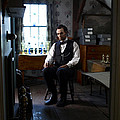 Lincoln In The Attic 2 by Ray Downing