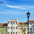 Lisbon Houses by Carlos Caetano
