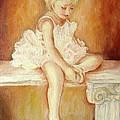 Little Ballerina by Carole Spandau