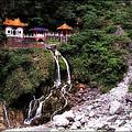 Little Falls at Taroko Gorge