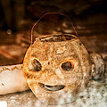 Little Orange Face by Cat Connor