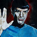 Live Long And Prosper by Jeremy Moore