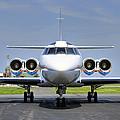 Lockheed Jetstar 2 by Dan Myers