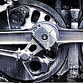 Locomotive Drive Wheels by Olivier Le Queinec
