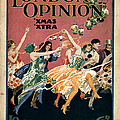 London Opinion 1919 1910s Uk First by The Advertising Archives