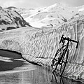 Lonely Bike by Maurizio Bacciarini