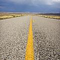 Long Lonely Road by Adam Romanowicz
