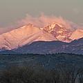 Longs Peak 1 by Aaron Spong