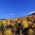Loon Mountain Foliage by Luke Moore