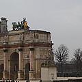 Louvre - Paris France - 011326 by DC Photographer