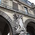 Louvre - Paris France - 011331 by DC Photographer