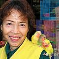 Love Birds by Eva Kaufman