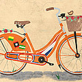Love Holland Love Bike by Andy Scullion