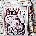 Love Letter Writer Book by Garry Gay