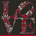 Love Quatro Heart - S111b by Variance Collections