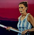 Luciana Aymar by Paul Meijering