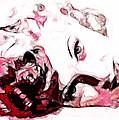 Lucille Ball by D Walton