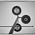 Lunar Lamp - Art Unexpected by Tom Mc Nemar