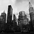Madison Square Park Flatiron District New York City by Joe Fox