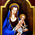 Madonna And Child by Genevieve Esson