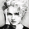 Madonna by Fred Larucci