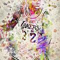 Magic Johnson by Aged Pixel