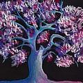 Magic Tree by Anastasiya Malakhova