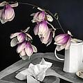 Magnolia Still by Diana Angstadt
