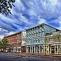 Main Street Usa by Tom Mc Nemar