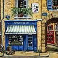 Maison De Vin by Marilyn Dunlap