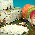 Making Sushi Little People On Food by Paul Ge