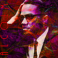 Malcolm X 20140105m28 With Text by Wingsdomain Art and Photography