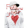 Man With Pen And Follow Your Heart Message by Ryan Jorgensen