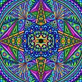 Mandala Madness by Matt Molloy