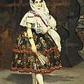 Manet, �douard 1832-1883. Lola De by Everett